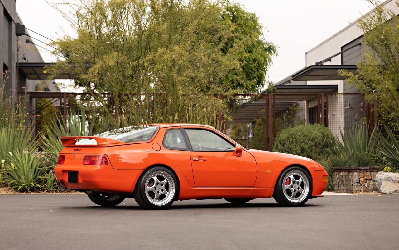 Porsche 968 Turbo S... Menu Best of ! 5