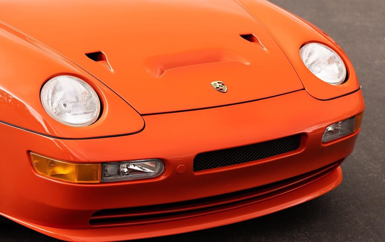 Porsche 968 Turbo S... Menu Best of ! 1