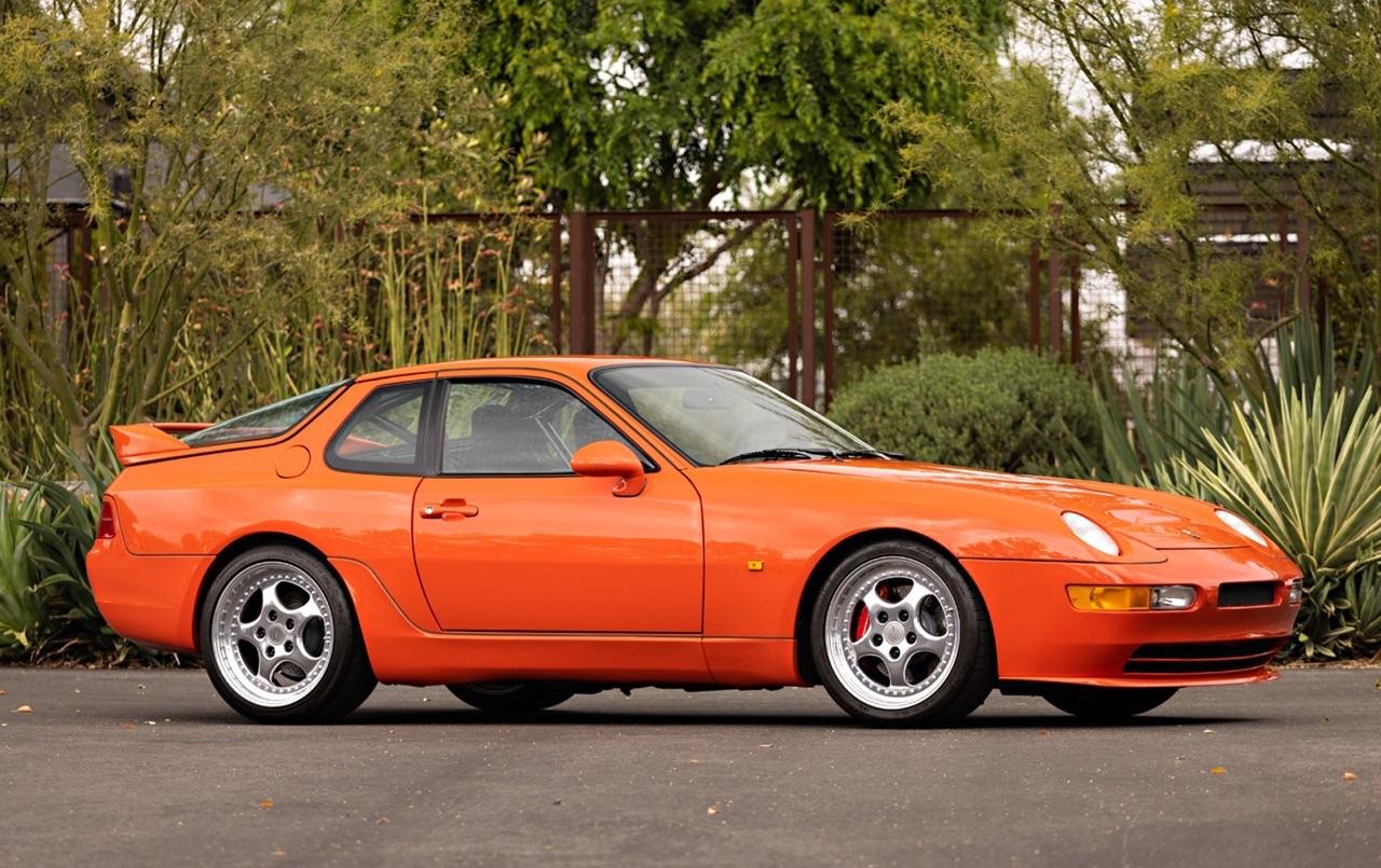 Porsche 968 Turbo S... Menu Best of ! 14