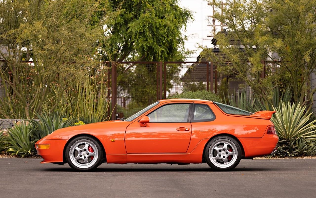 Porsche 968 Turbo S... Menu Best of ! 4