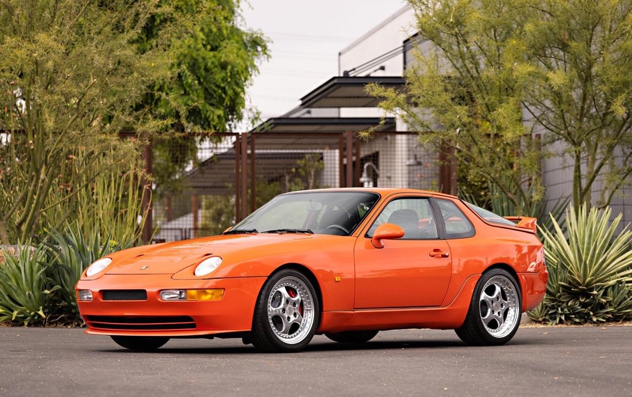 Porsche 968 Turbo S... Menu Best of ! 2