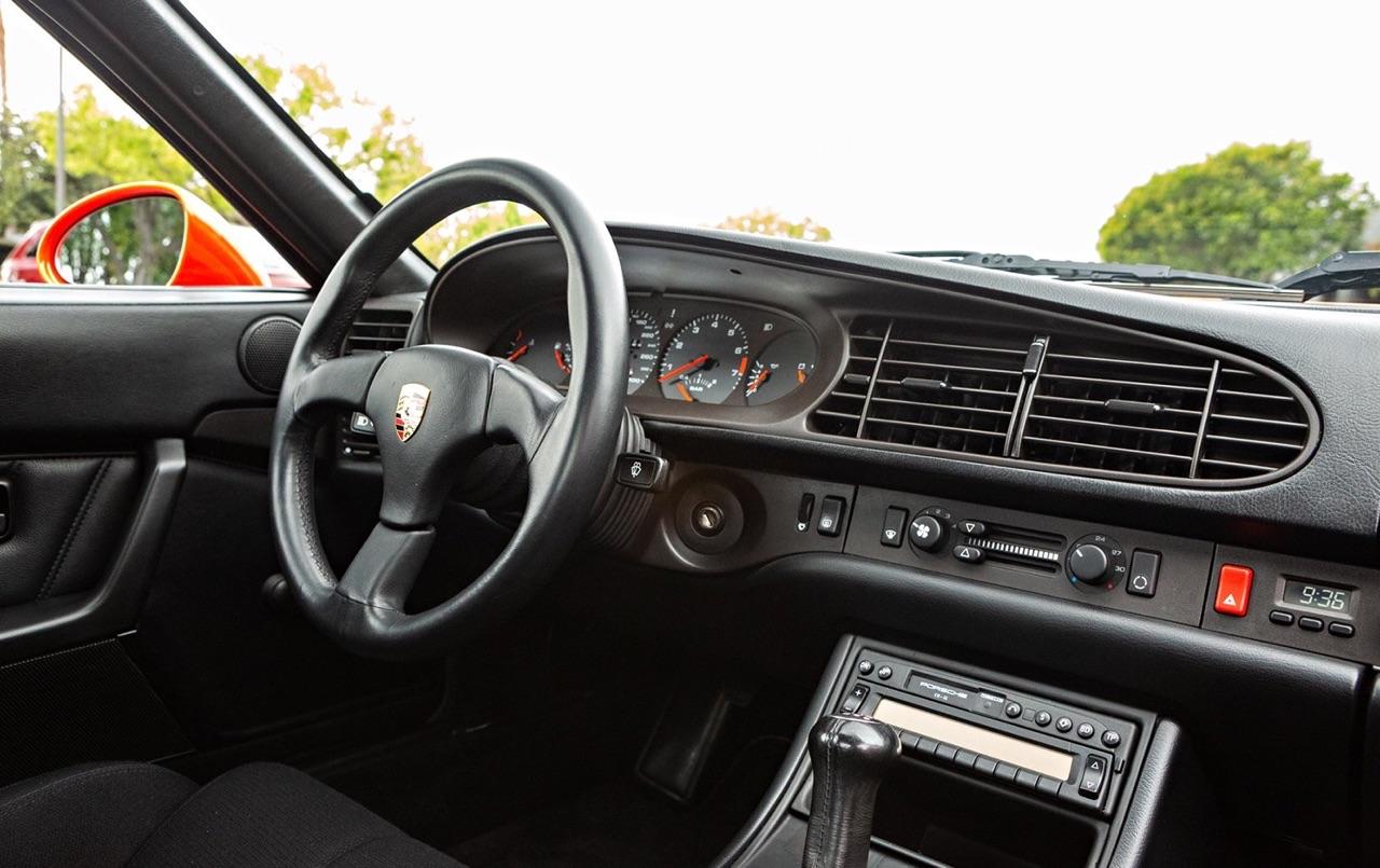 Porsche 968 Turbo S... Menu Best of ! 8