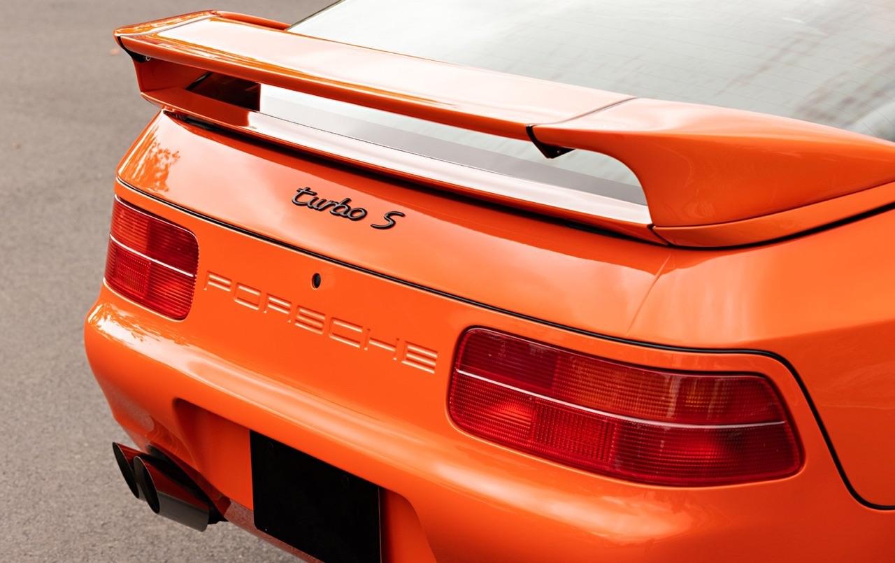Porsche 968 Turbo S... Menu Best of ! 6