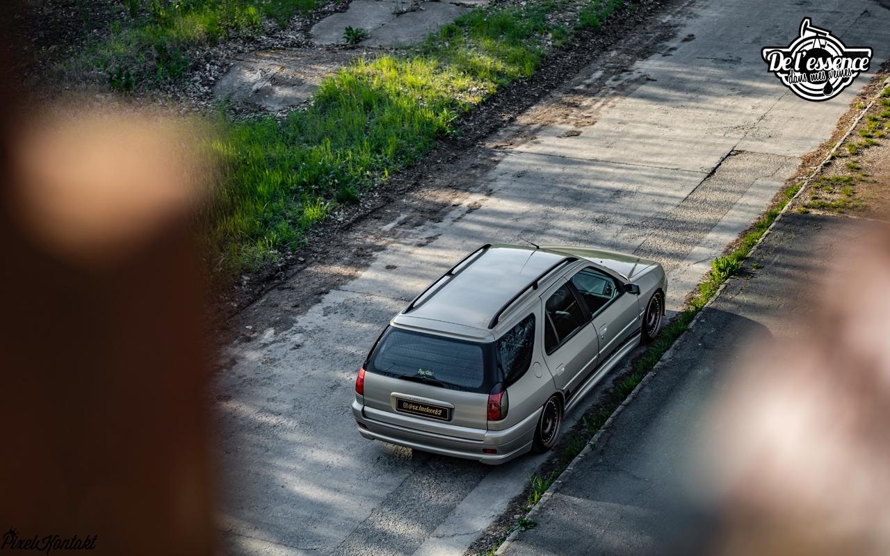 Peugeot 306 Estate - Lowtilitaire. 2