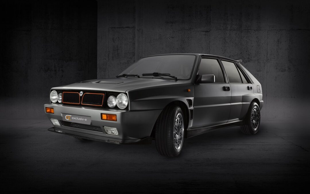 Lancia Delta GCK Exclusiv-e : French Restomod
