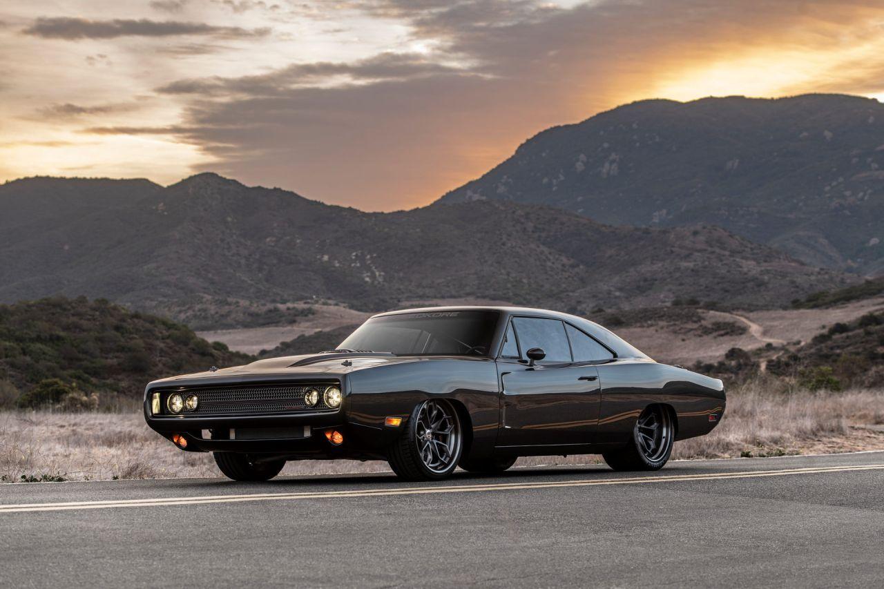 """Dodge Charger """"Hellraiser"""" 1970 - Vous reprendrez-bien quelques chevaux ? 9"""