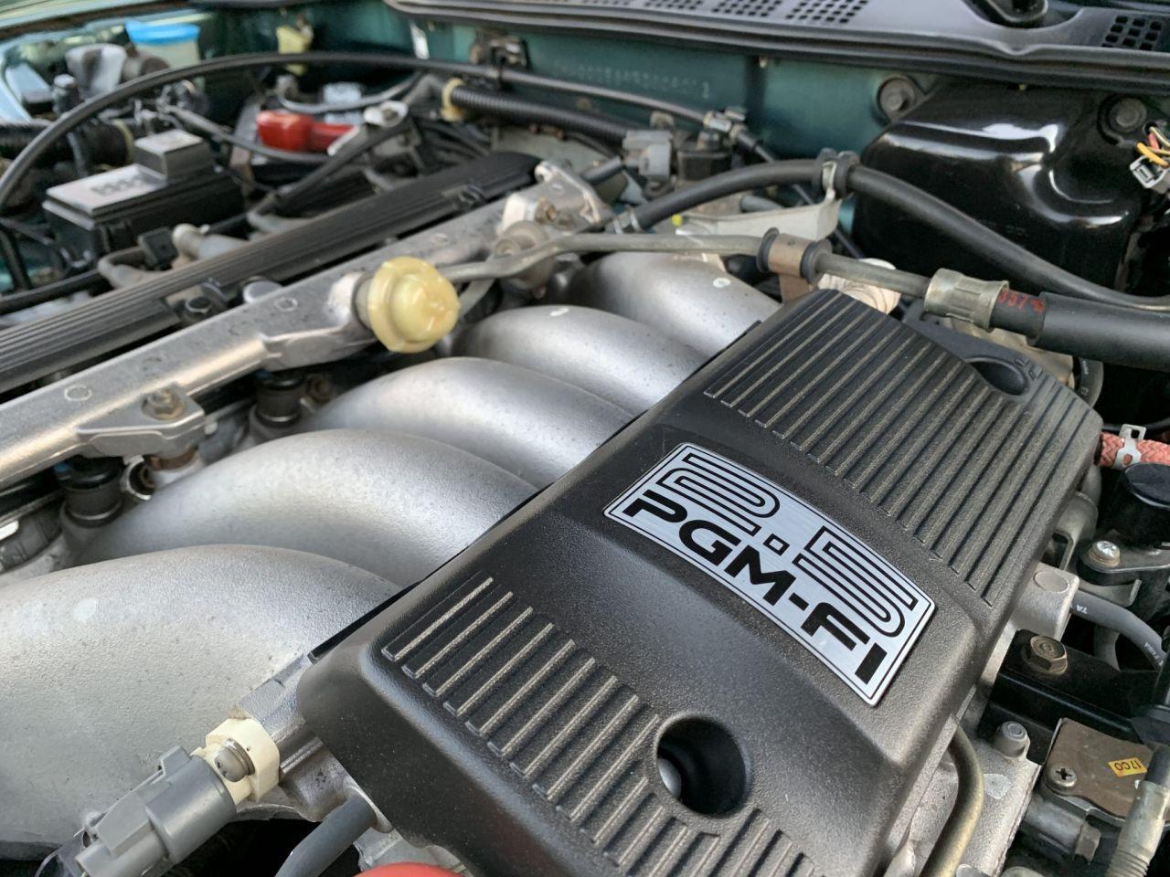 Honda / Acura Vigor GS 2.5L de 1994 - 5 cylindres dans une Honda ! 8