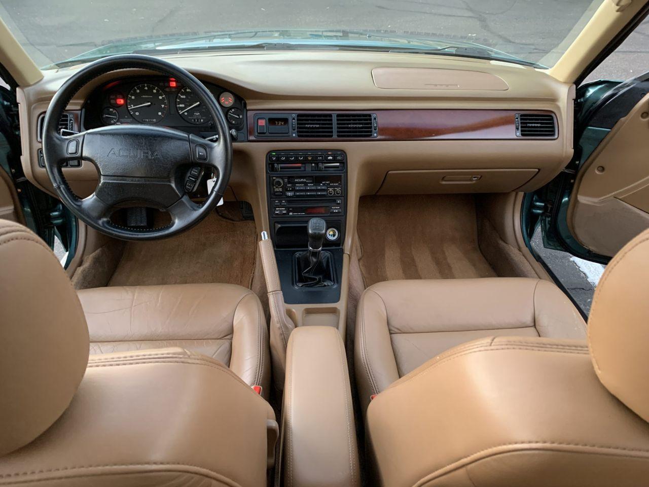 Honda / Acura Vigor GS 2.5L de 1994 - 5 cylindres dans une Honda ! 3