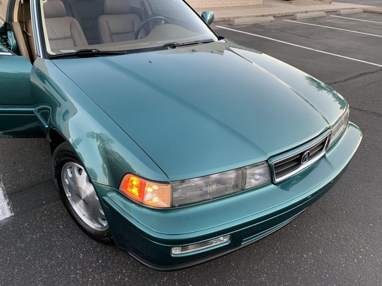 Honda / Acura Vigor GS 2.5L de 1994 - 5 cylindres dans une Honda ! 6