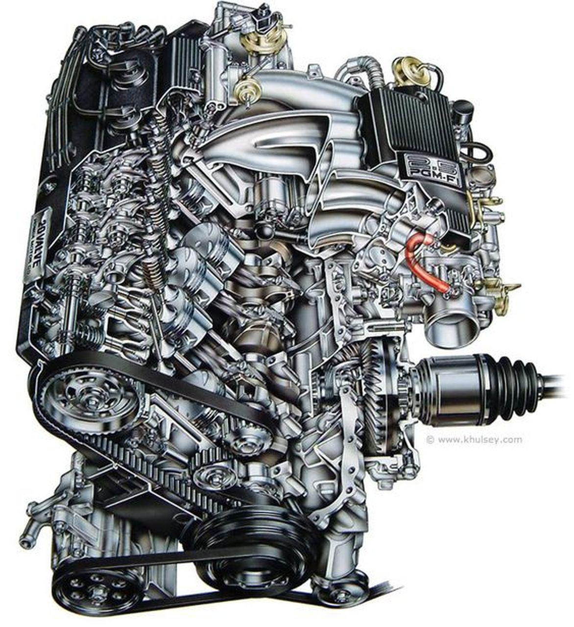 Honda / Acura Vigor GS 2.5L de 1994 - 5 cylindres dans une Honda ! 5