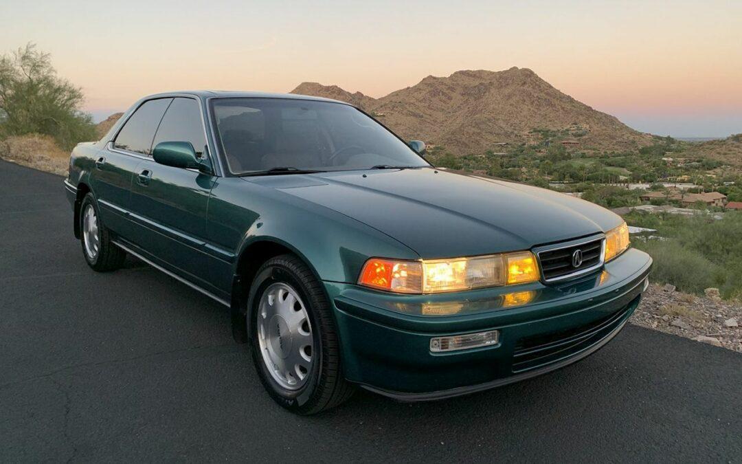 Honda / Acura Vigor GS 2.5L de 1994 – 5 cylindres dans une Honda !