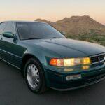 Honda / Acura Vigor GS 2.5L de 1994 - 5 cylindres dans une Honda !