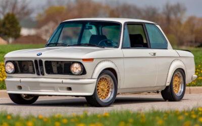 '67 BMW 1600-2… passée en 2002 – La grande soeur !