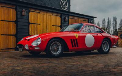 '63 Ferrari 330 LMB… Une histoire de vieux !