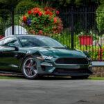 Ford Mustang Bullitt... Steve McQueen Edition - The queen of cool !