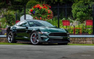 Ford Mustang Bullitt… Steve McQueen Edition – The queen of cool !