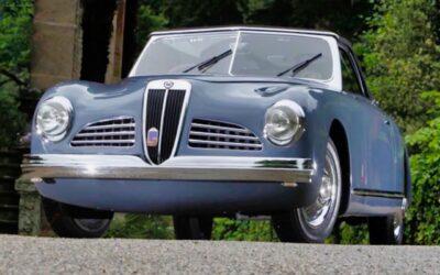 '46 Lancia Aprilia Pininfarina Convertible : Solo uno !