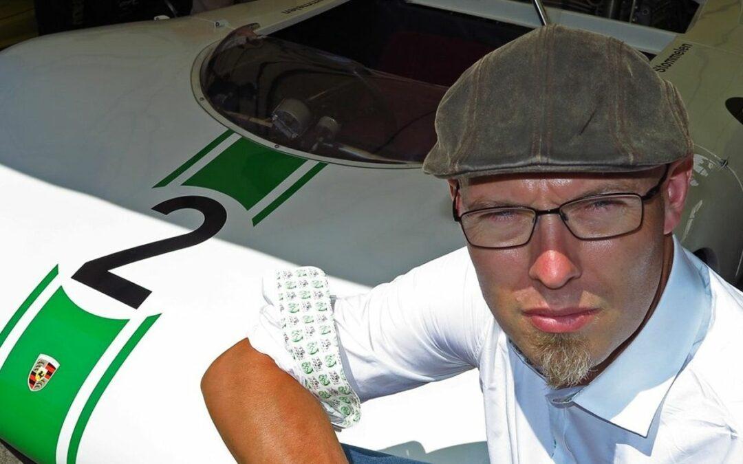 #Petrolhead : JB alias Mr Nürmanstone