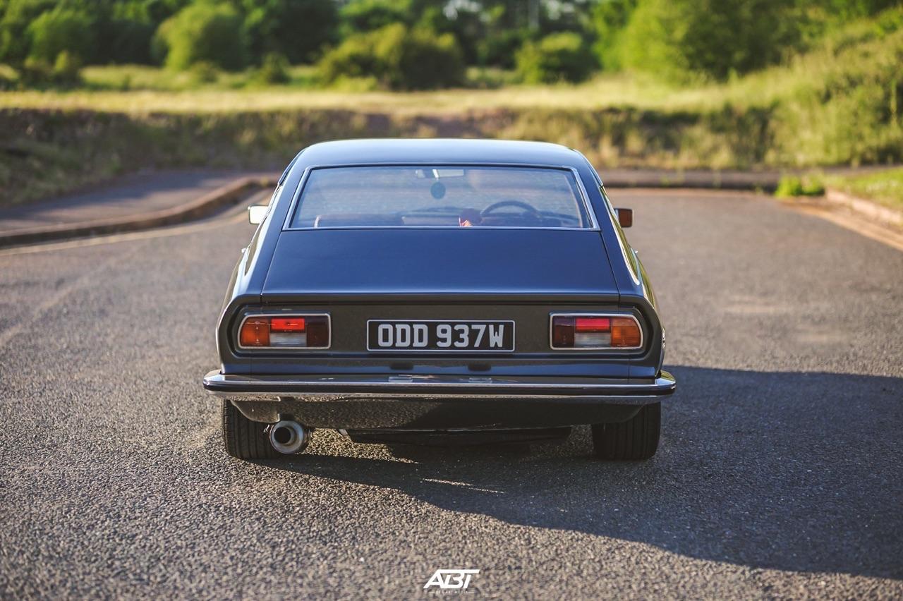 Bagged Audi 100 Coupé S... Best of Show ! 50
