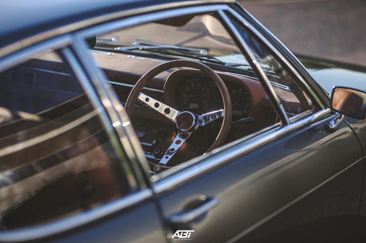 Bagged Audi 100 Coupé S... Best of Show ! 55