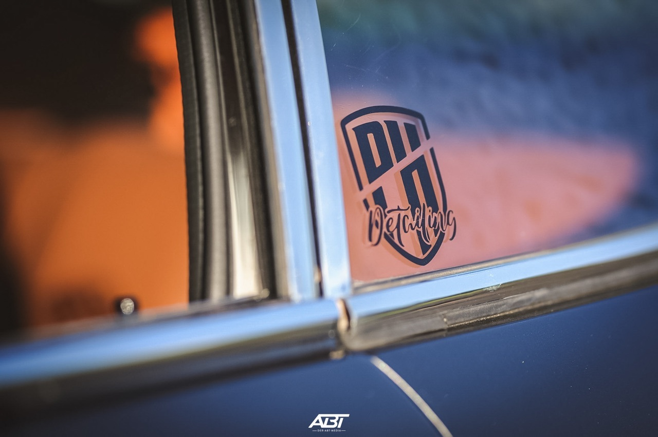 Bagged Audi 100 Coupé S... Best of Show ! 42