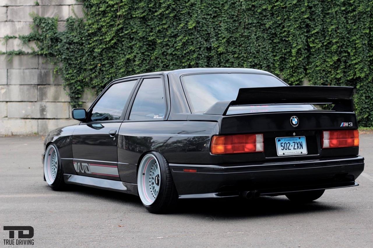 '88 BMW M3 E30... Le static c'est fantastique ! 6