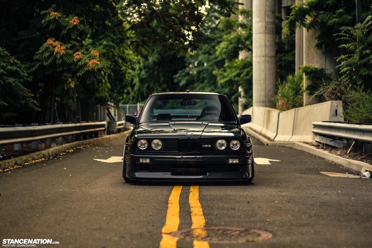 '88 BMW M3 E30... Le static c'est fantastique ! 10