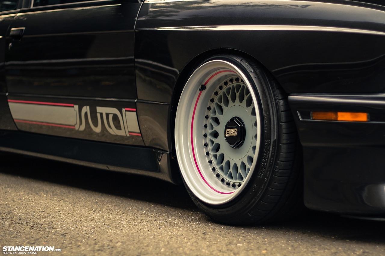 '88 BMW M3 E30... Le static c'est fantastique ! 5