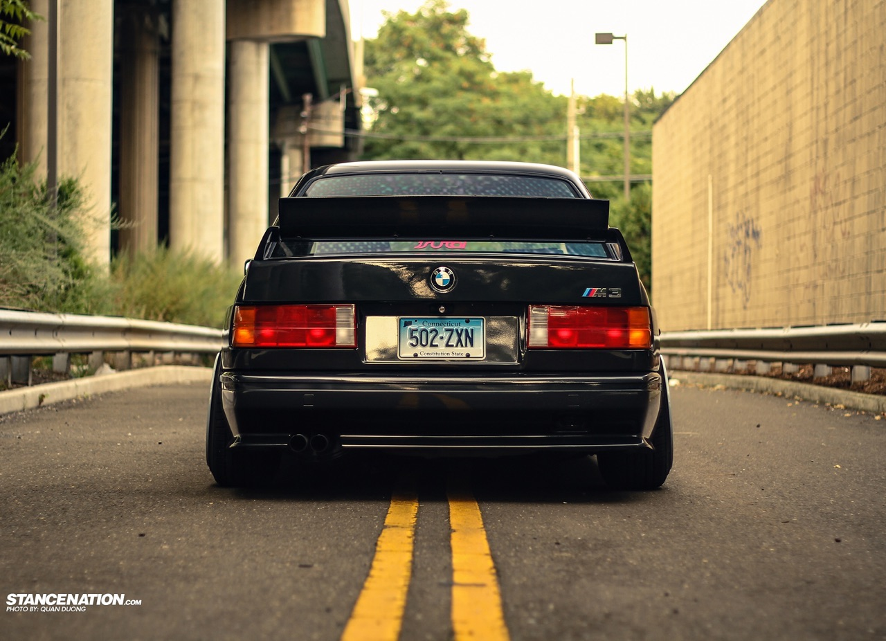 '88 BMW M3 E30... Le static c'est fantastique ! 11