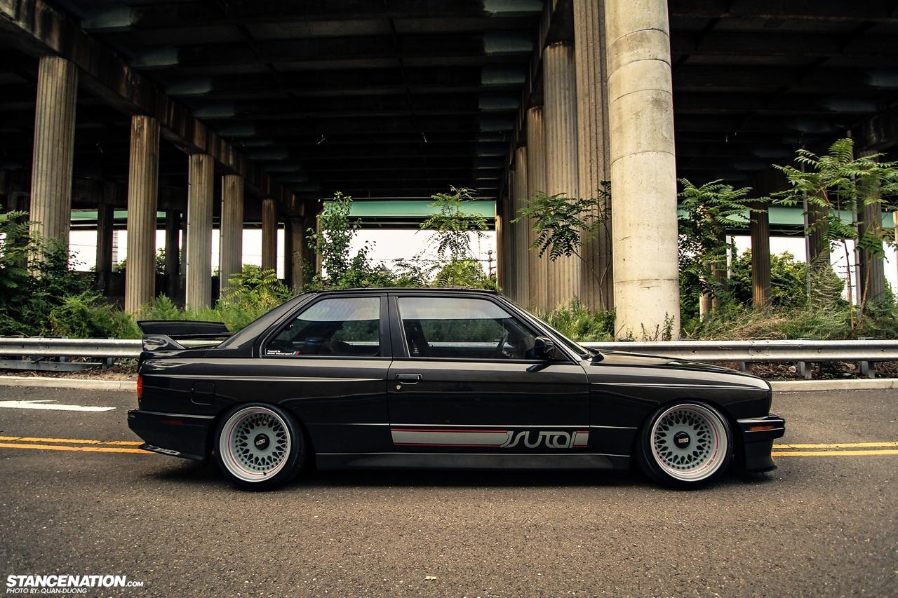 '88 BMW M3 E30... Le static c'est fantastique ! 3