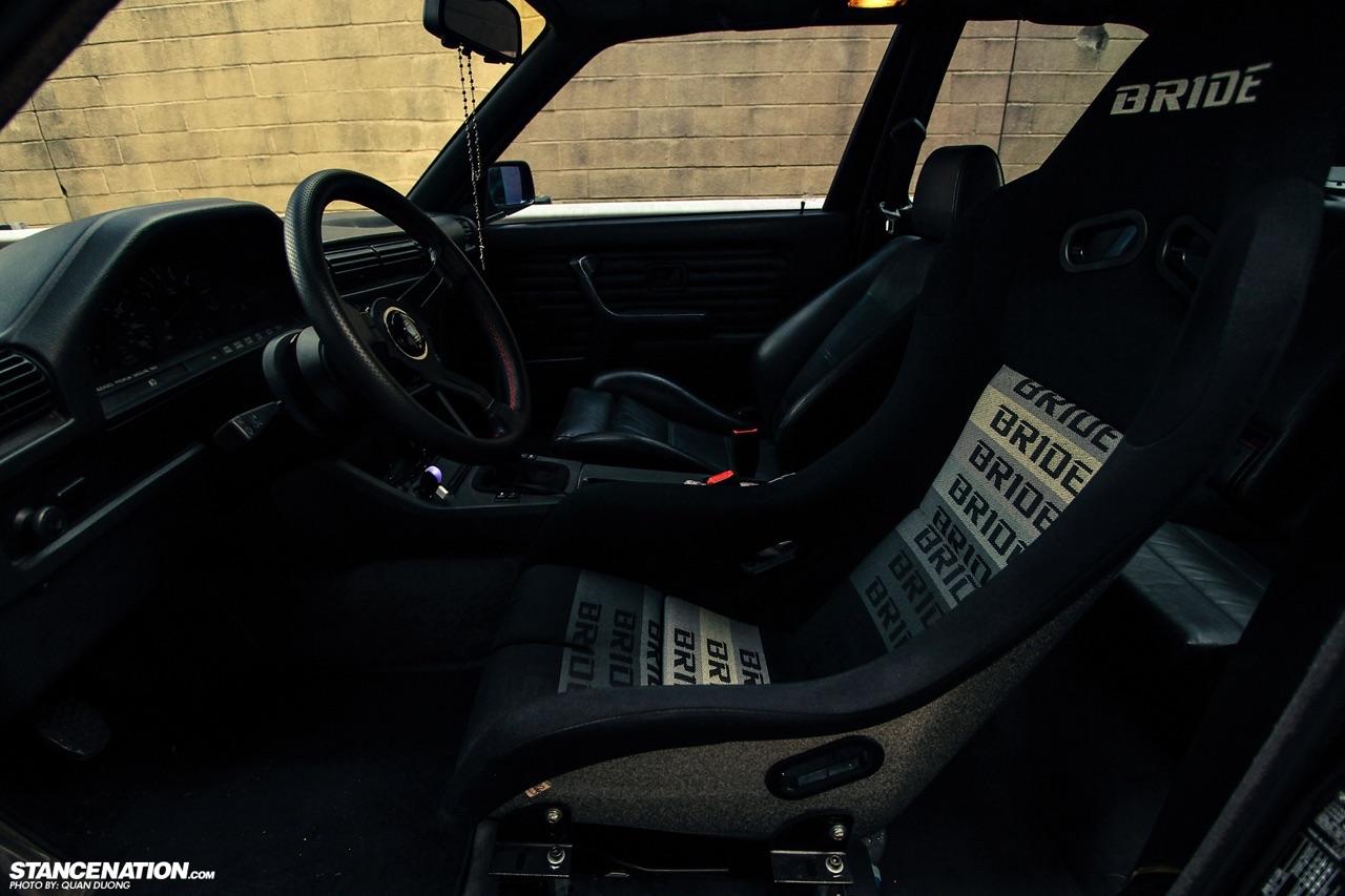 '88 BMW M3 E30... Le static c'est fantastique ! 9
