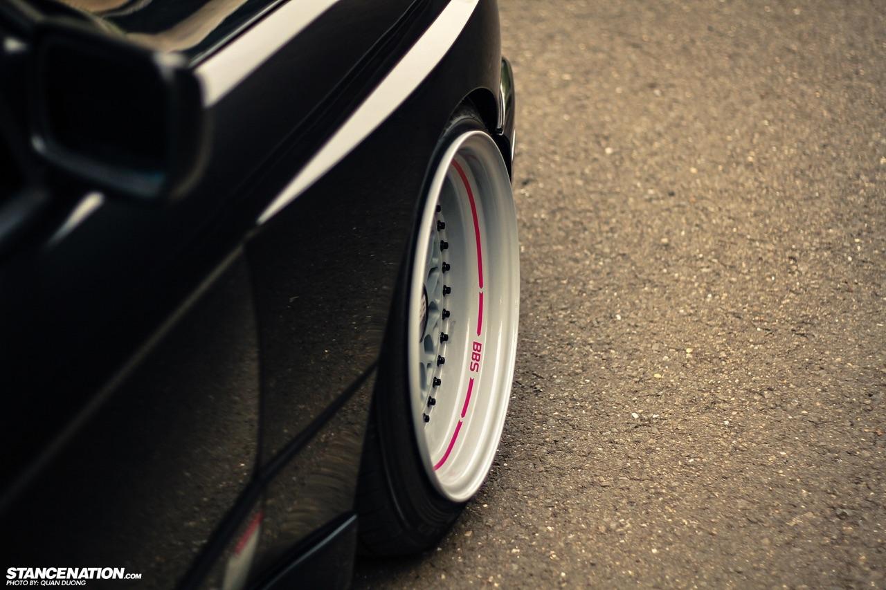 '88 BMW M3 E30... Le static c'est fantastique ! 2