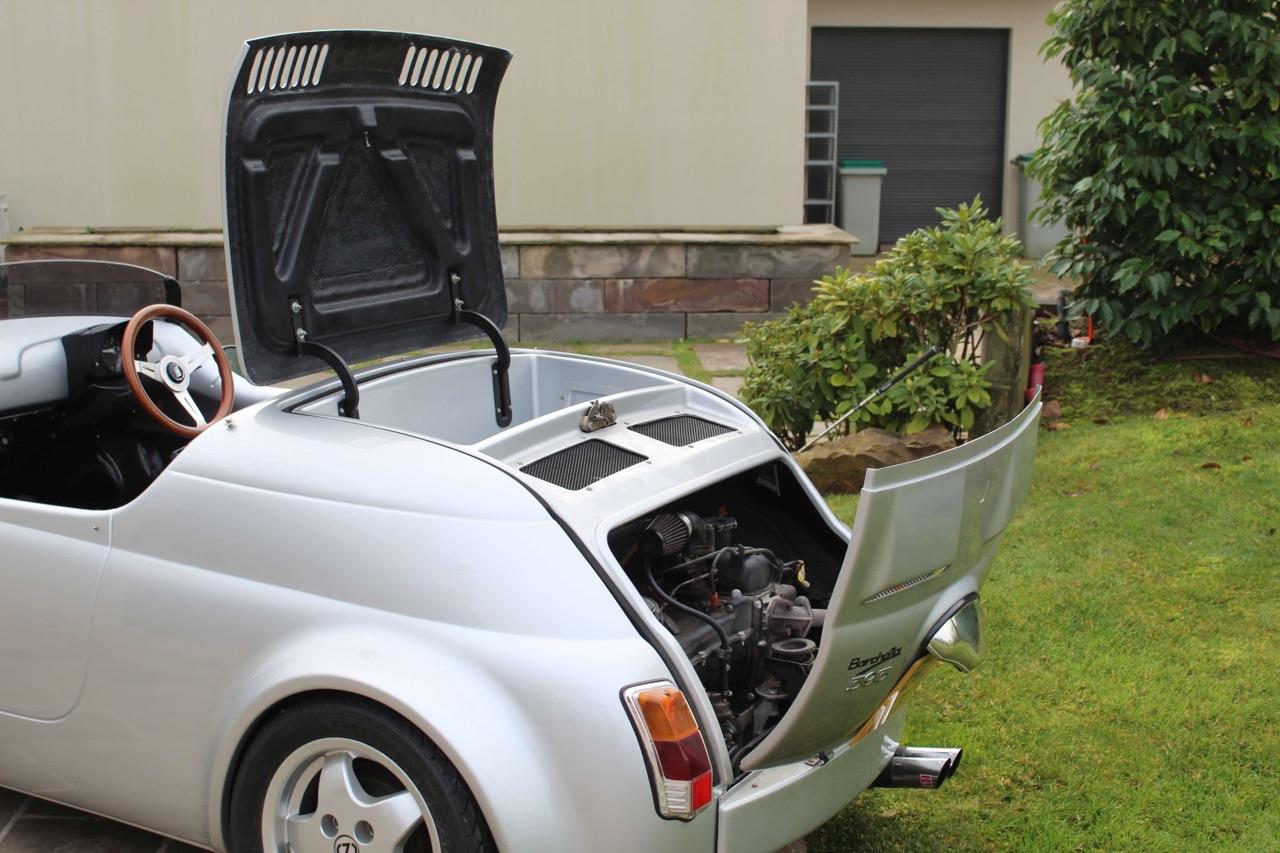 Fiat 595 Barchetta - Abartchetta ! 3