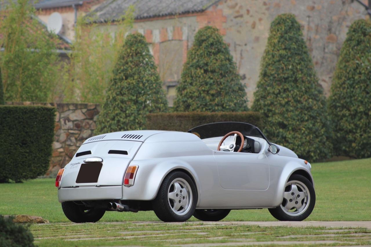 Fiat 595 Barchetta - Abartchetta ! 8