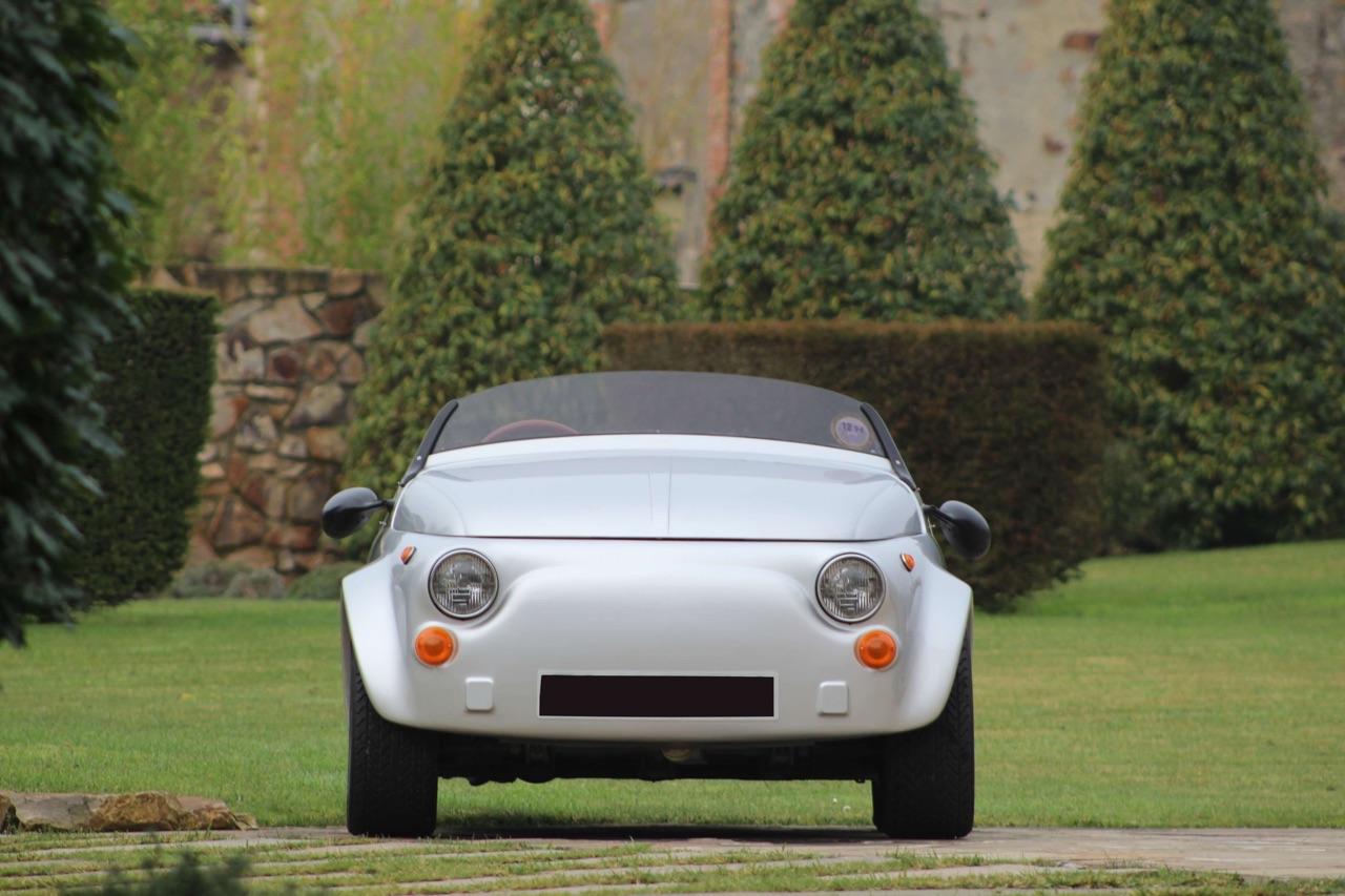 Fiat 595 Barchetta - Abartchetta ! 9
