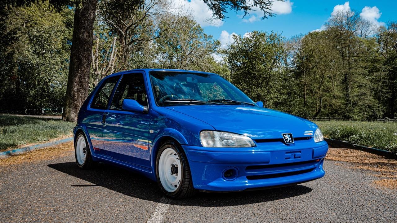 '97 Peugeot 106 Rallye... un peu spéciale ! 11