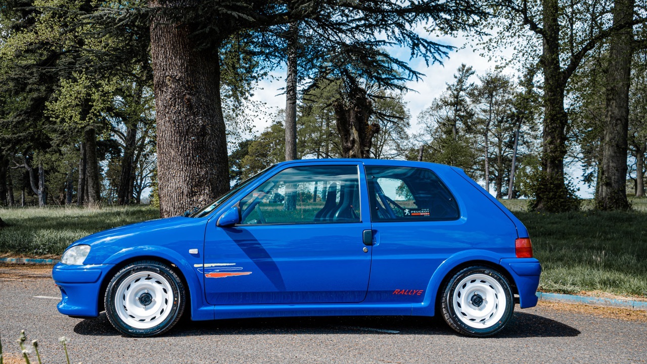 '97 Peugeot 106 Rallye... un peu spéciale ! 6