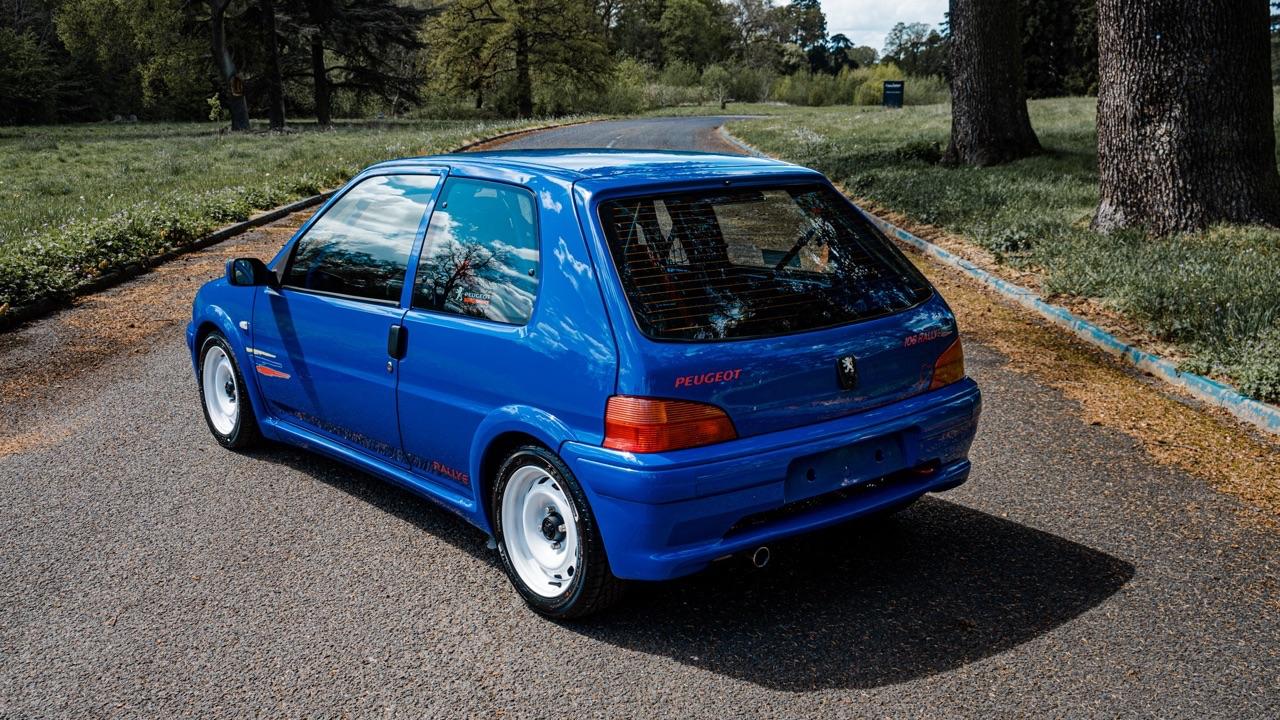 '97 Peugeot 106 Rallye... un peu spéciale ! 5