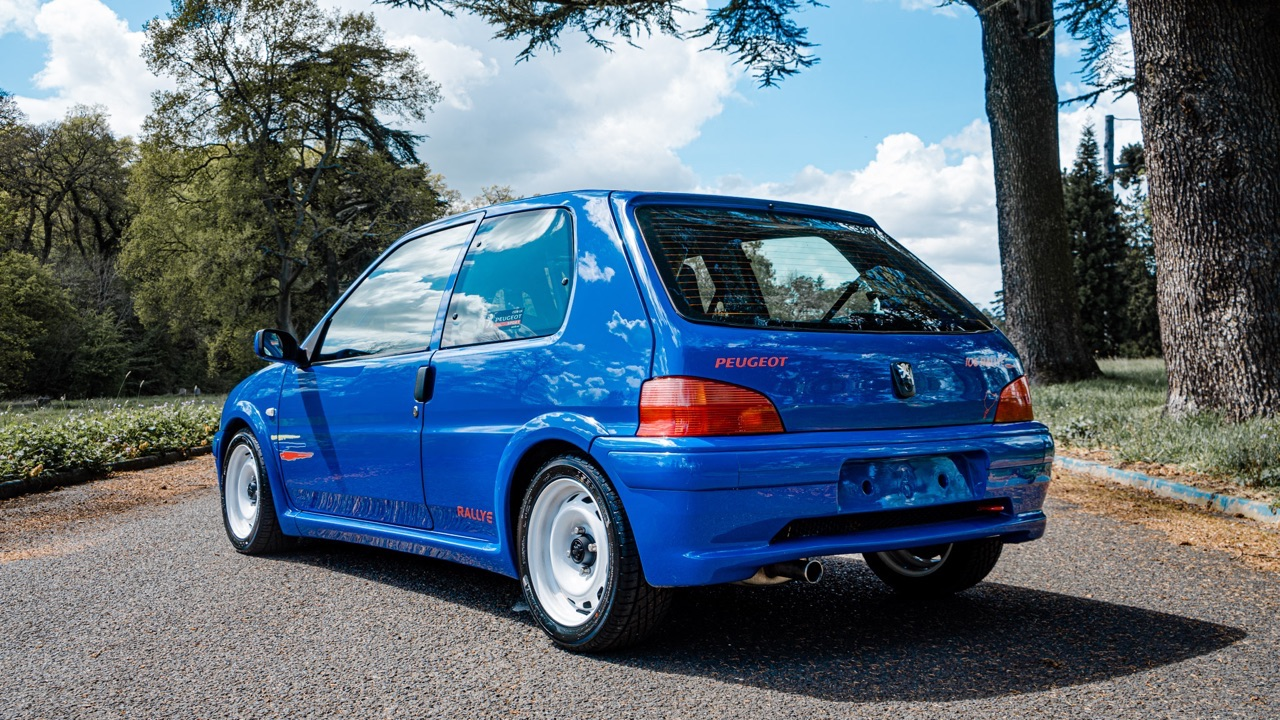 '97 Peugeot 106 Rallye... un peu spéciale ! 2