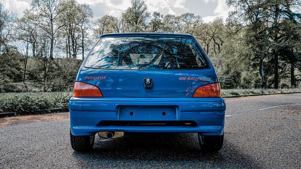 '97 Peugeot 106 Rallye... un peu spéciale ! 4