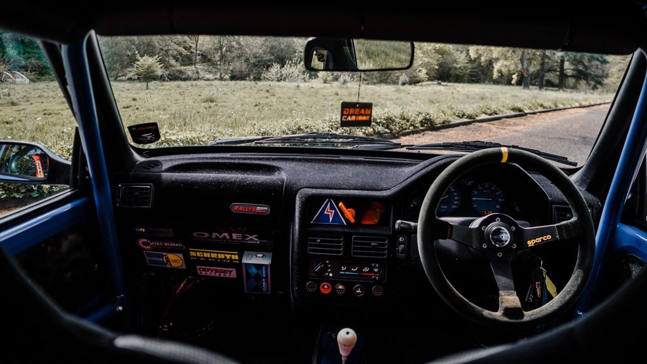 '97 Peugeot 106 Rallye... un peu spéciale ! 10