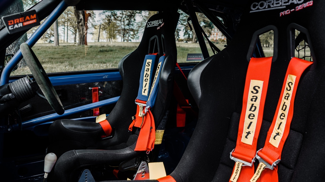 '97 Peugeot 106 Rallye... un peu spéciale ! 8