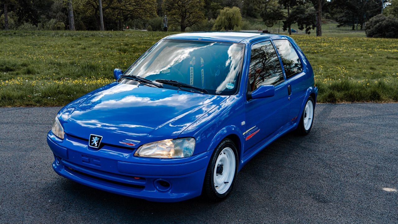 '97 Peugeot 106 Rallye... un peu spéciale ! 3