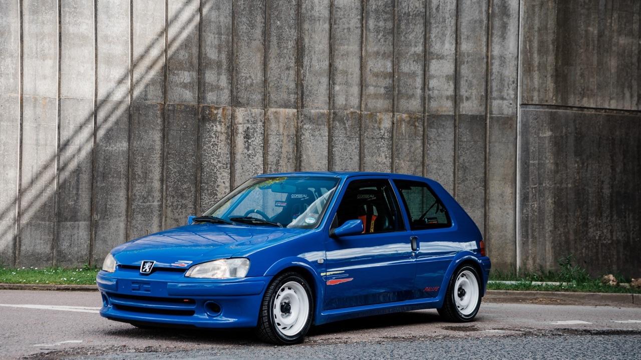 '97 Peugeot 106 Rallye... un peu spéciale ! 1