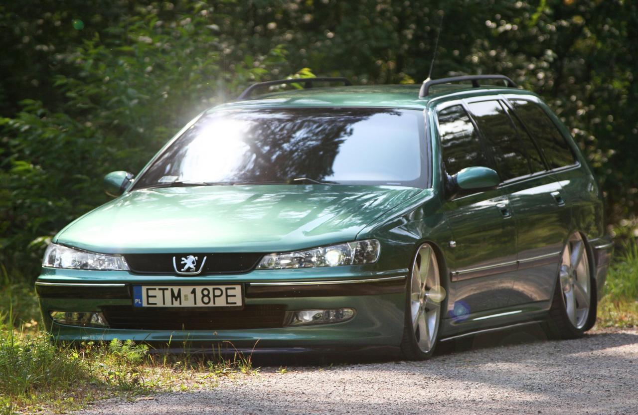 Peugeot 406 Break - Du 19 et de l'air ! 4