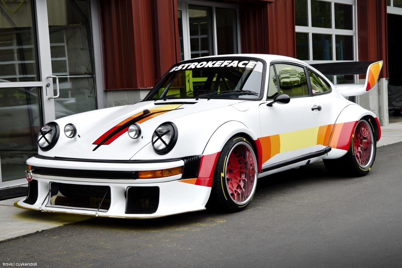 '77 Porsche 934/5 street legal - Appelez la BCZRCCR ! 10