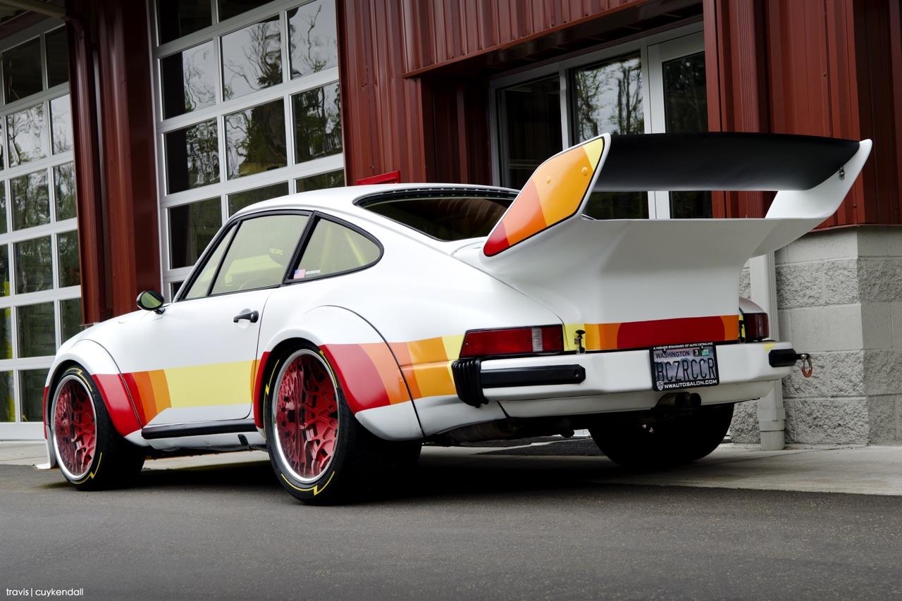 '77 Porsche 934/5 street legal - Appelez la BCZRCCR ! 11