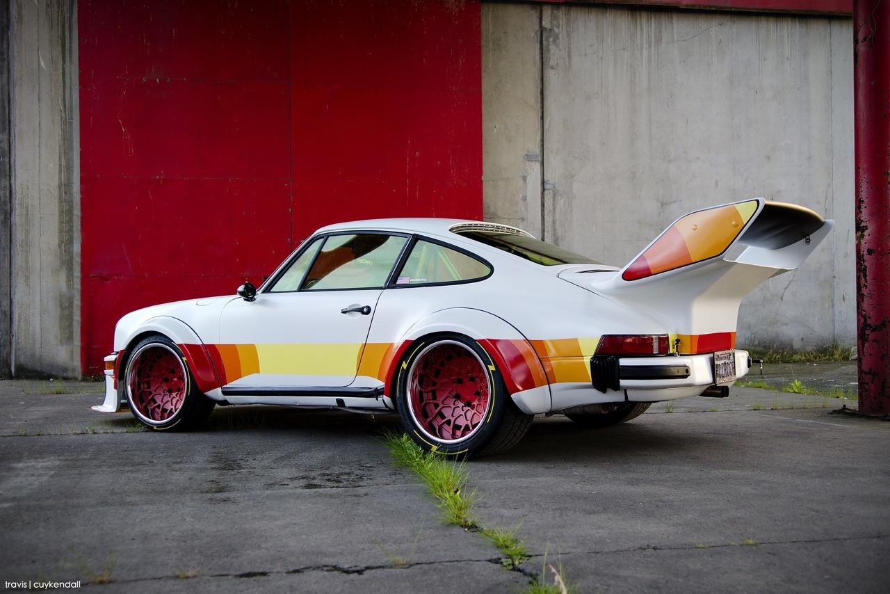 '77 Porsche 934/5 street legal - Appelez la BCZRCCR ! 4