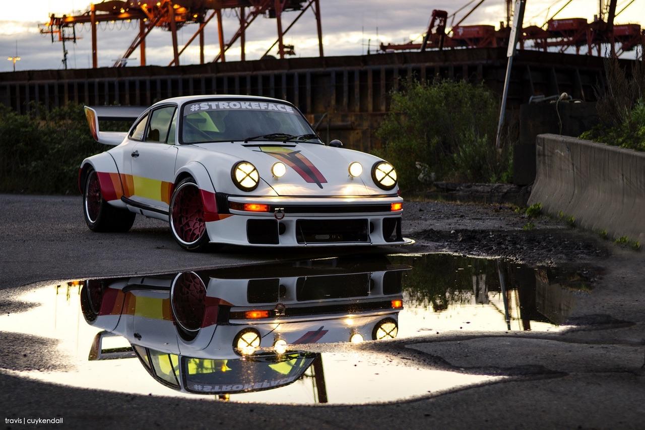 '77 Porsche 934/5 street legal - Appelez la BCZRCCR ! 2