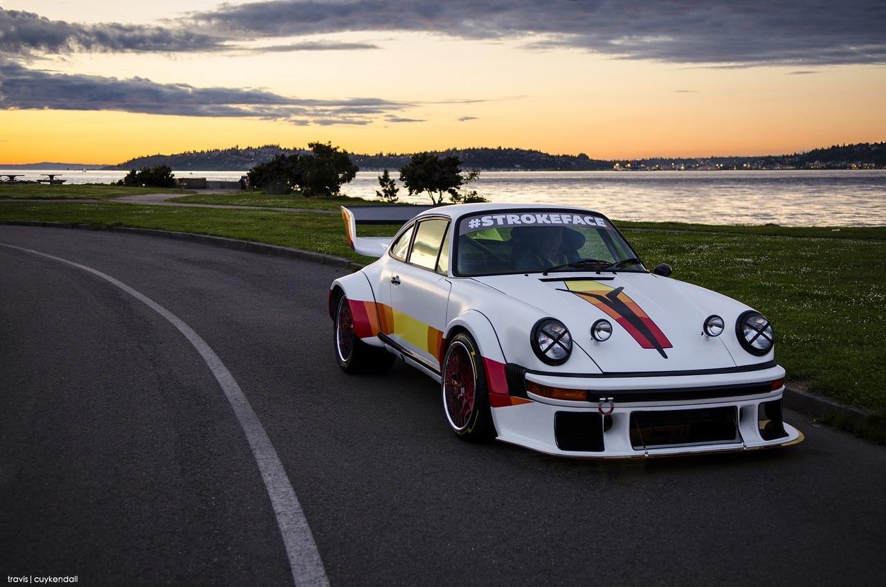 '77 Porsche 934/5 street legal - Appelez la BCZRCCR ! 1